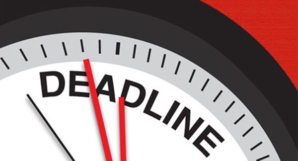 deadline-approaching